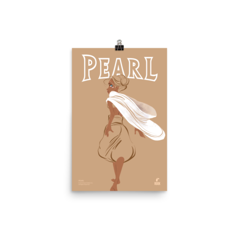 Pearl Limited Edition Poster